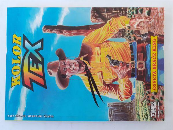 Tex Kolor SA 1:Osveta braće King